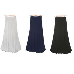 品名: 波西米亞大擺裙長裙魚尾裙(深灰色) J-13623 全新 G-1490