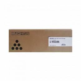 Ricoh 407337(SP 4510S) 黑色碳粉匣(原廠) 全新 G-3467