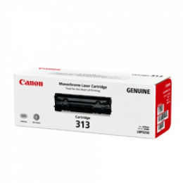 Canon 313 黑色碳粉匣(副廠) 全新 G-3250