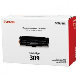 Canon Cartridge 309 黑色碳粉匣(副廠) 全新 G-3246