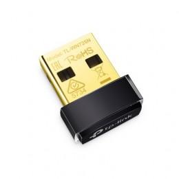 品名: TL-WN725N 超微型 11N 150Mbps USB 無線網路卡/桌上型電腦/筆電/住家 J-14403 全新 G-3126