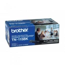 Brother TN-115BK 黑色碳粉匣(高容量) 全新 G-2839