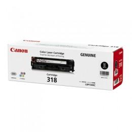 Canon 318 K 黑色碳粉匣(副廠) 全新 G-3291