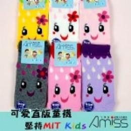 品名: 可愛直版止滑童襪 1-3歲(款式隨機) J-13110 全新 G-1578