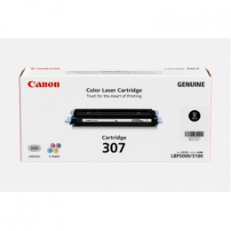 Canon 307 K 黑色碳粉匣(副廠) 全新 G-3579