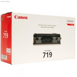 Canon 719 黑色碳粉匣(標準容量)(副廠) 全新 G-3571