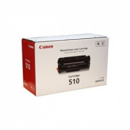 Canon 510 黑色碳粉匣(副廠) 全新 G-3568