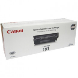 Canon 103 黑色碳粉匣(副廠) 全新 G-3586