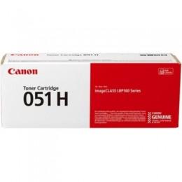 Canon CRG-051H BK 黑色碳粉匣(原廠) 全新 G-3593