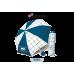 7-11 晴雨兩用折傘(格紋款) 全新 G-3722