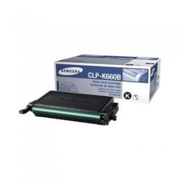 Samsung CLP-K660B/SEE 黑色碳粉匣(副廠) 全新 G-4122