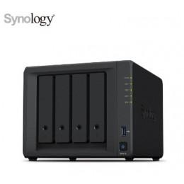 Synology DS418 NAS (4Bay/Realtk/2GB) 網路儲存(不含硬碟)(未稅價) 七成新 G-4223