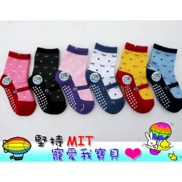 索取試用品 - 品名: 可愛止滑童襪*多款混色(款式隨機)(3-6歲) J-12444 全新 G-4279