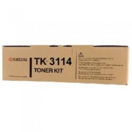 Kyocera TK-3114 黑色碳粉匣(副廠) 全新 G-4294