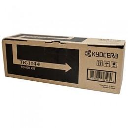 Kyocera TK-1144 黑色碳粉匣(原廠) 全新 G-4289