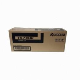 Kyocera TK-7304 黑色碳粉匣(副廠) 全新 G-4297