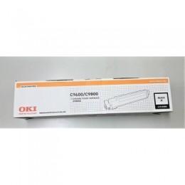 OKI 42918980 黑色碳粉匣(副廠) 全新 G-4357