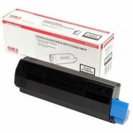 OKI 42127457 黑色碳粉匣(副廠) 全新 G-4355