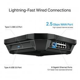 TP-Link AX6000 次世代 Wi-Fi 路由器Archer AX6000 全新 G-4715