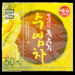 綠茶園玉米鬚茶 녹차원 - 옥수수수염차 1.5g/50包/盒 全新 G-5266