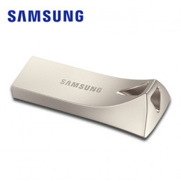 SAMSUNG 三星 BAR Plus USB3.1 32GB 隨身碟 香檳銀 全新 G-5451