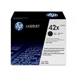 HP 42X 黑色碳粉匣(高容量)(原廠) 全新 G-5522