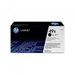 HP 49X 黑色碳粉匣(高容量)(原廠) 全新 G-5526