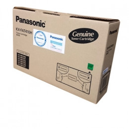 Panasonic KX-FAT410H 黑色碳粉匣(副廠) 全新 G-6115