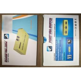 代售 VGA切換器一切二VGA/SWITCH 全新 G-6230