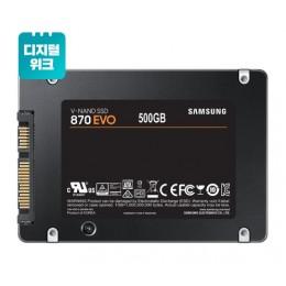SAMSUNG 三星삼성전자 SSD 870 EVO 500GB SATA3 全新 G-6426