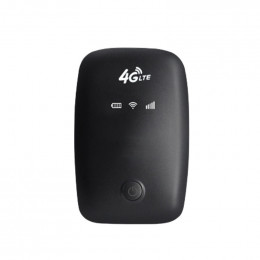 品名: 3G/4G LTE行動Wi-Fi分享器無線隨身WiFi攜帶式分享器SIM卡插卡(歐洲亞洲非洲大洋洲適用)(黑色) J-14719 全新 G-6892