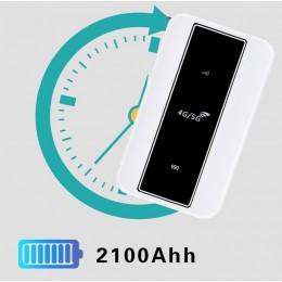 品名: 3G/4G LTE行動Wi-Fi分享器無線隨身WiFi攜帶式分享器SIM卡插卡(歐洲亞洲適用) J-14716 全新 G-6889