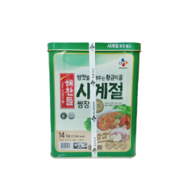 CJ 黃醬-14kg 全新 G-7053