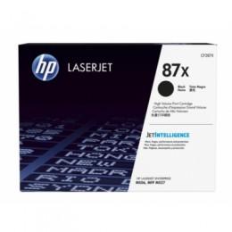 HP 87X 黑色碳粉匣(高容量)(原廠) 全新 G-7077